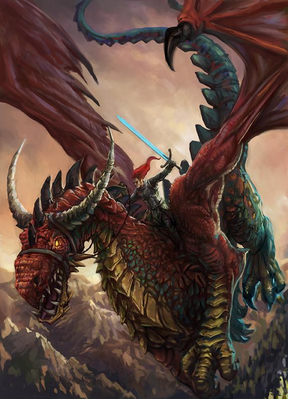 Artwork for COD Series 2, Book 4: Flight of the Dragon by Joe Shawcross