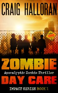 zombie day care cover Amazon