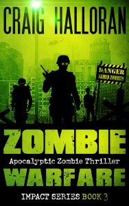 zombie warfare cover Amazon