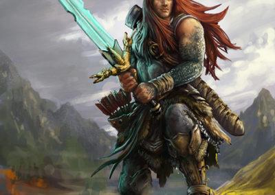 Nath Dragon, Hero, The Chronicles of Dragon