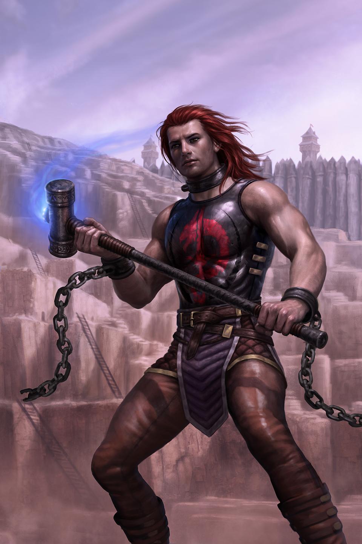 Enslaved: The Odyssey of Nath Dragon