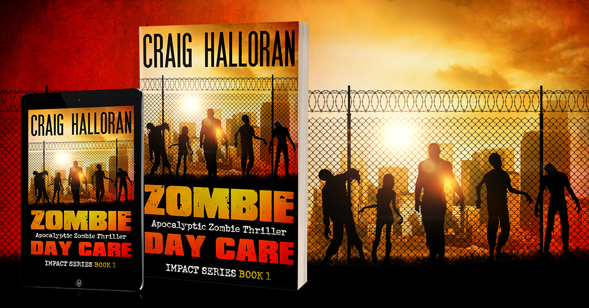 Download PDF Zombie Day Care: Impact Series - Book 1 of 3