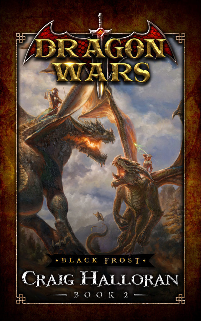 Dragon Wars, teen fantasy books, book 2.